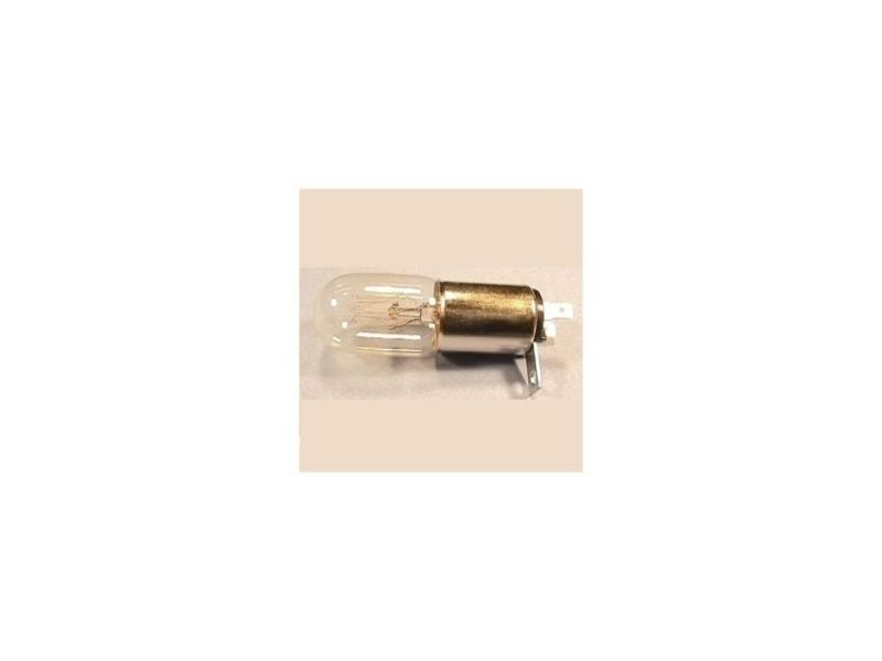 Lampe t25 25w cbase 230-240v pour micro ondes brandt