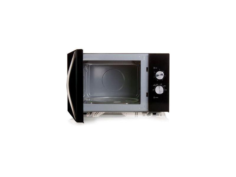 Domo do2431-micro-ondes monofonction noir-30 l-900 w-pose libre ... c240a36892f6