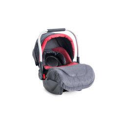 Siège auto bébé « cosy » groupe 0+ delta (0-13kg) noir