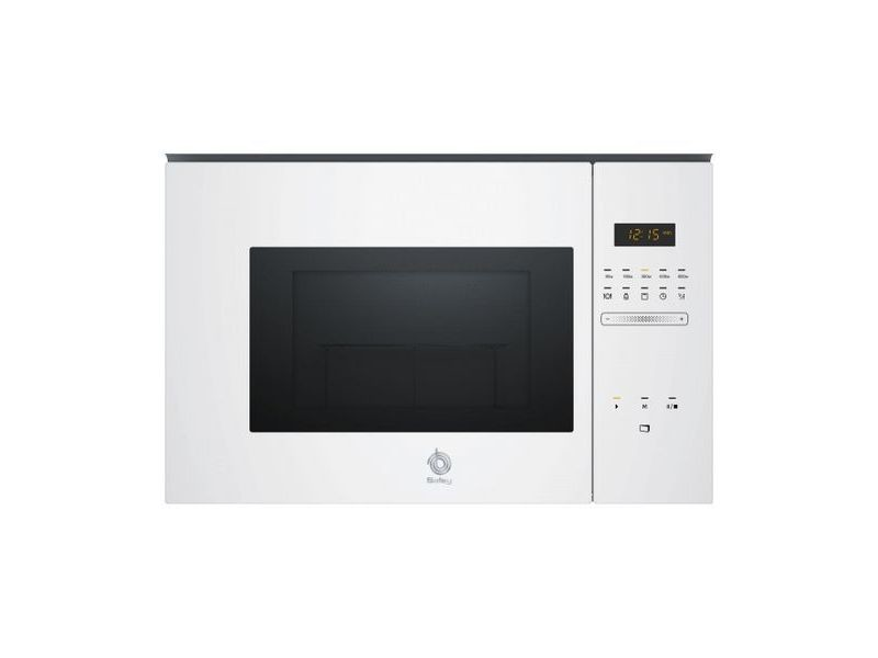 Sublime micro-ondes intégrable balay 3cg5172b0 20 l 800 w grill blanc