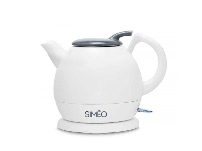 Simeo - bouilloire céramique 0.8l - 1700w bfc200
