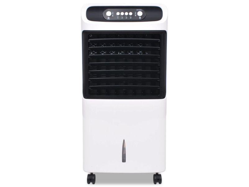 Icaverne - climatiseurs ligne refroidisseur d'air mobile 80 w 12 l 496 m³ / h
