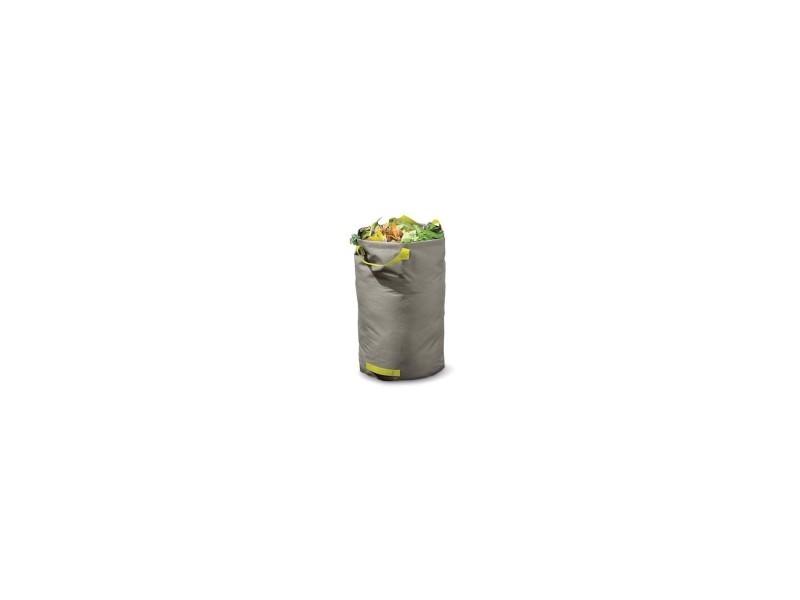 Sac de jardin multifonctions - polyester + pvc - 160 l VELLGBM160