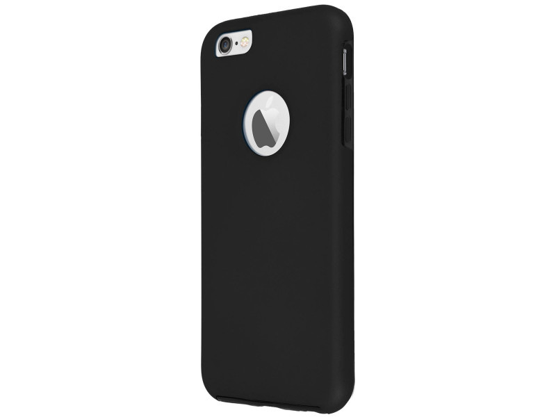 iphone 6 coque silicone noir