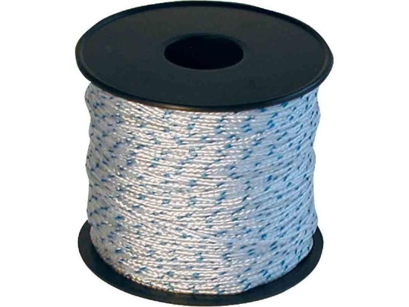Outibat - bobine de tresse polypropylène 1,5 mm - 100 m BD-722150