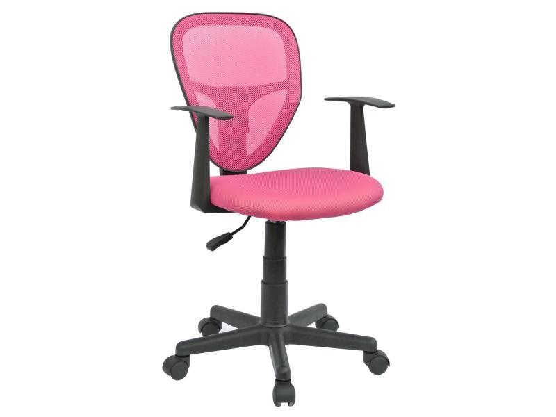 Chaise De Bureau Pour Enfant Studio Fauteuil Pivotant Et Ergonomique