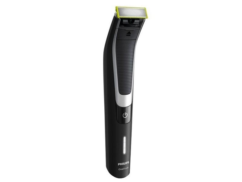 Tondeuse de precision rasage confortable - technologie tailler, définir les contours et raser barbe même longue