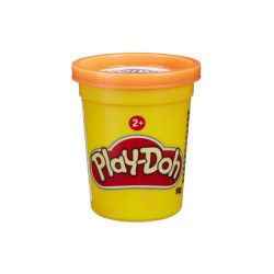 Pâte à modeler playdoh : pot orange
