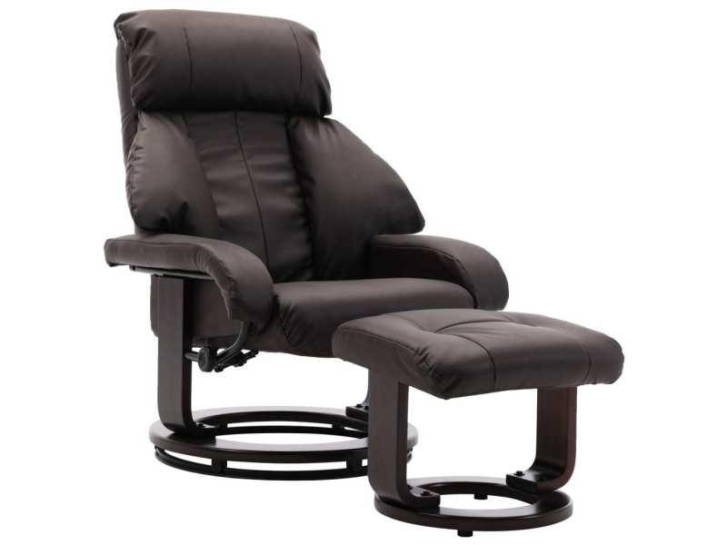 Icaverne fauteuils collection fauteuil tv avec repose pied