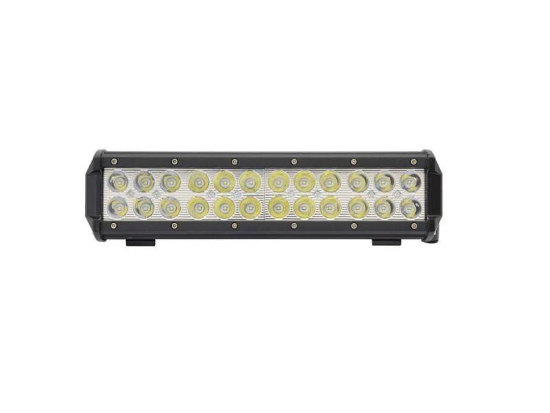 Eclairage atelier barre led 4x4 - 24 leds 72w - 5040 lumens - 35 cm
