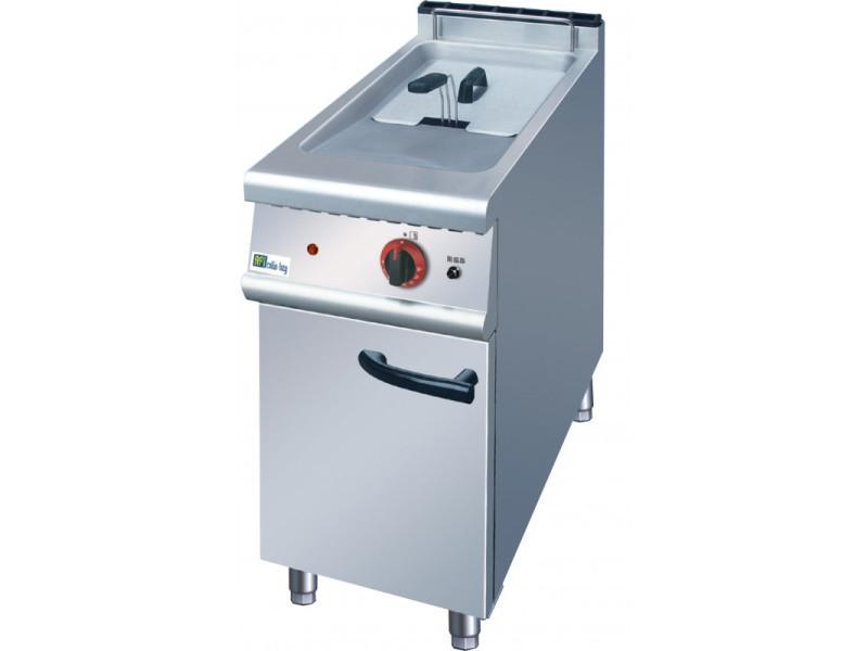 Friteuse electrique sur coffre série top 700 - 20 l - afi collin lucy -