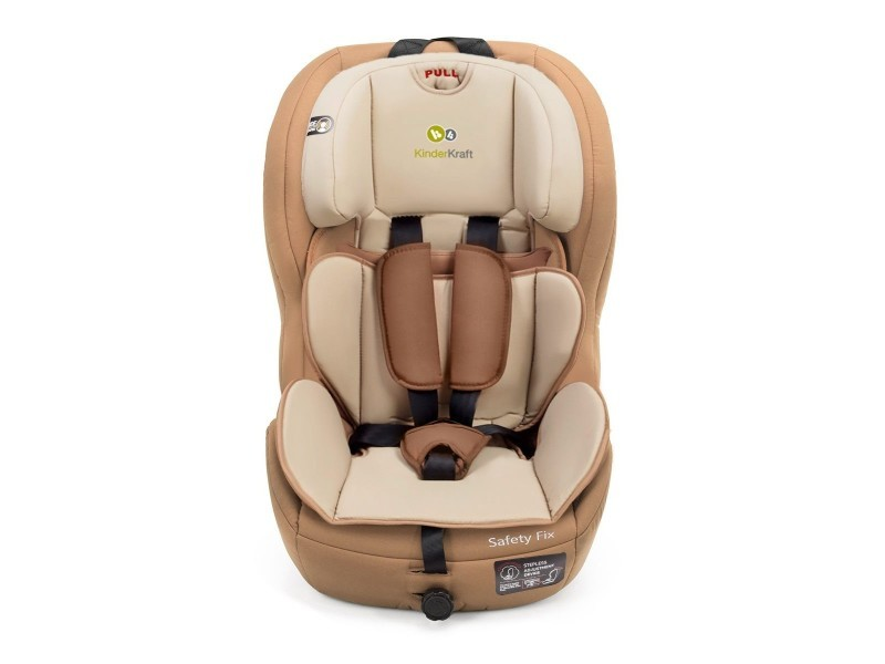 si ge auto safety isofix groupe 1 2 3 volutif 9 36 kg beige vente de kinderkraft conforama. Black Bedroom Furniture Sets. Home Design Ideas