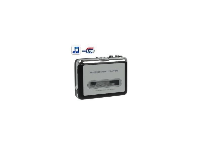 lecteur convertisseur k7 cassette audio au format mp3 usb vente de non pr cis conforama. Black Bedroom Furniture Sets. Home Design Ideas