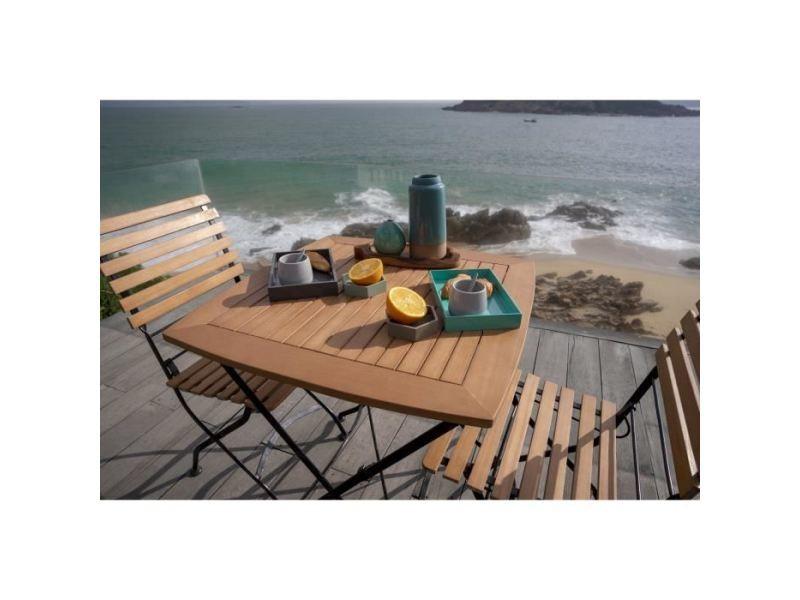 Table de jardin vendue seule table de jardin ou de balcon ...