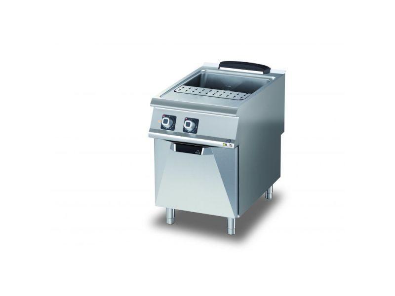 Cuiseur à pâte gaz diamante 90 série 900 - 40 l - olis - 600 mm