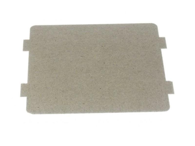Plaque mica 12 x 10 cm pour micro ondes laden - 482000032027