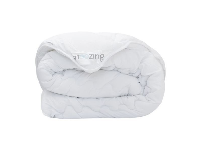 Snoozing swiss dreams couette synthétique - fibres microgel polyester - 2-personnes (200x200 cm) SMUL103700003