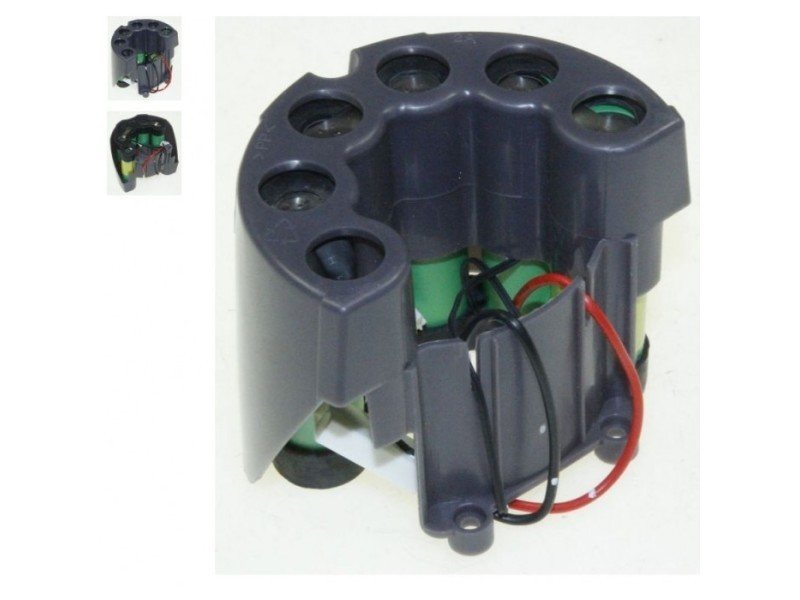 Accumulateur/18v/.lithium pour aspirateur de table rowenta