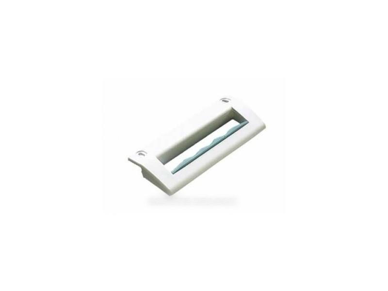 Poignee de porte blanche pour réfrigérateur electrolux
