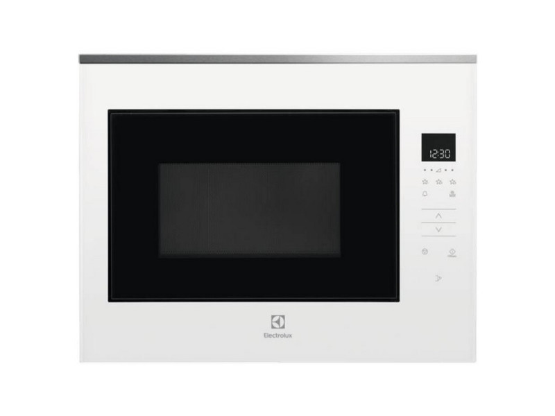 Micro-ondes encastrable 26l electrolux 1400w 59.4cm, kmfe 264 tew