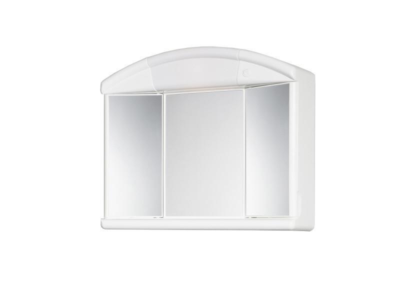 Armoire miroir conforama meubles et ides pour la salle de for Miroir brot usa