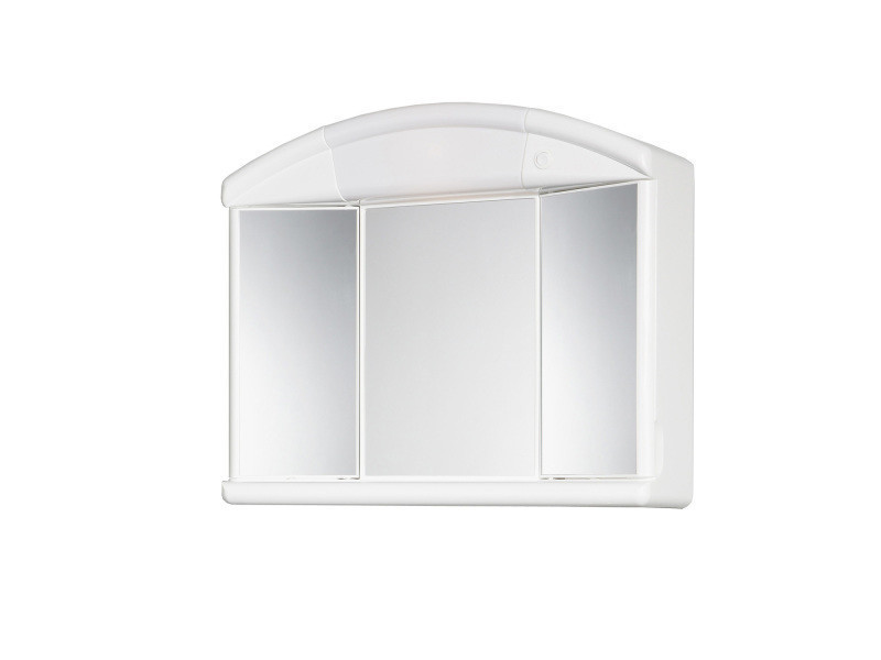 Armoire de toilette naty vente de allibert conforama for Conforama armoire de toilette