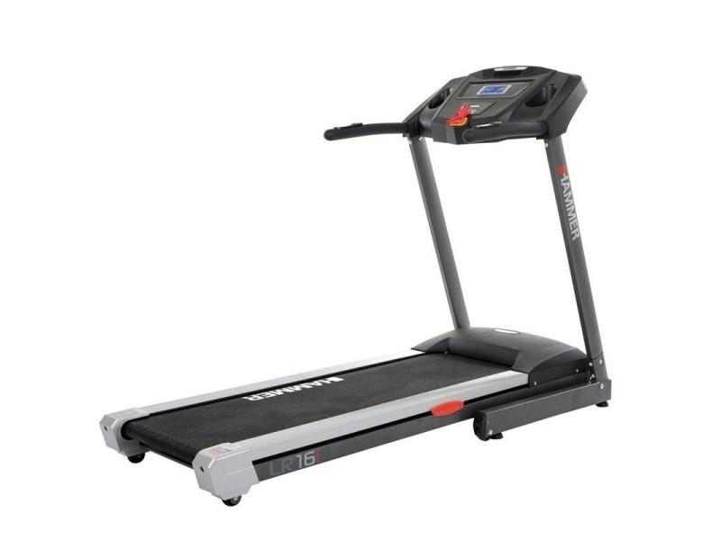 Tapis de course hammer life runner lr16 4326 vente de v lo elliptique et appareil de fitness - Tapis de course ou velo elliptique ...