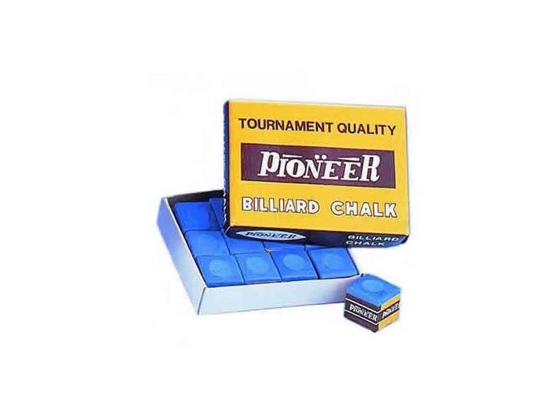 Boîte de 12 craies standard bleues A241B