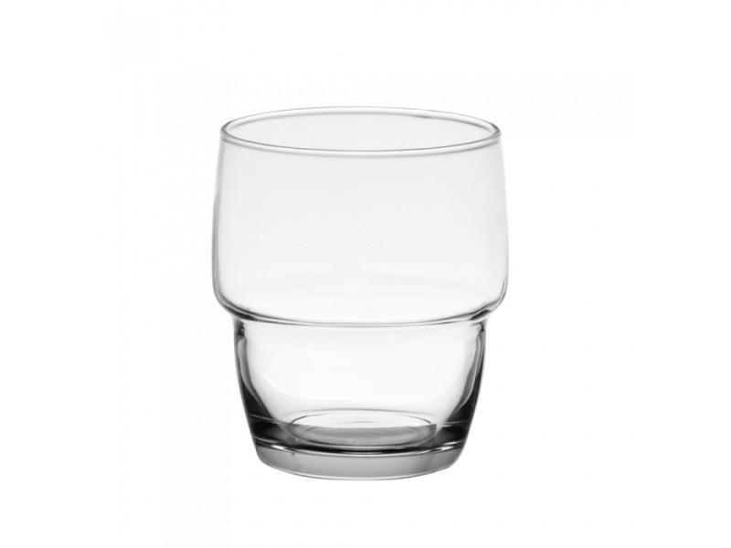 Boite 6 verres galata 28 cl empilables