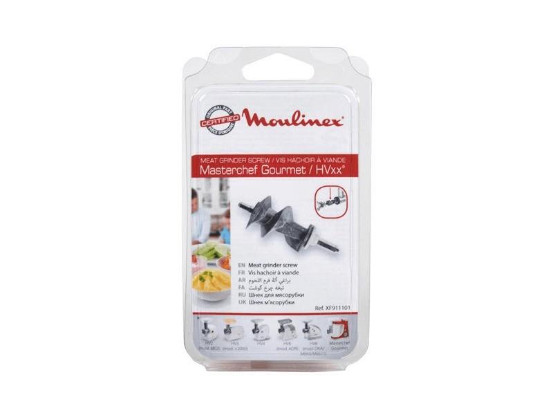 Vis sans fin hachoir pour petit electromenager moulinex - xf911101