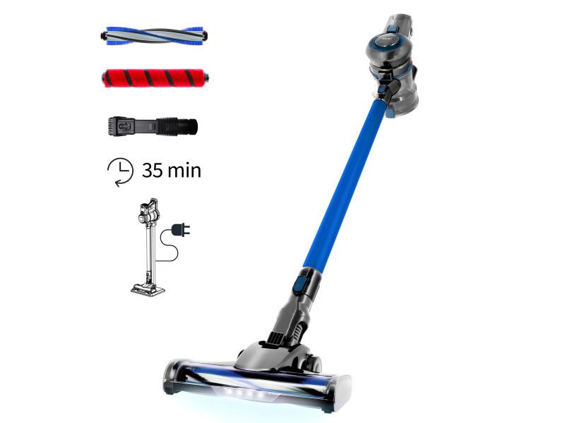 Aspirateur balai sans fil eziclean® cyclomax r210 EZI3760190146847