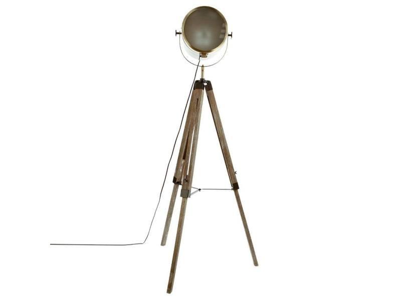 lampadaire industriel conforama