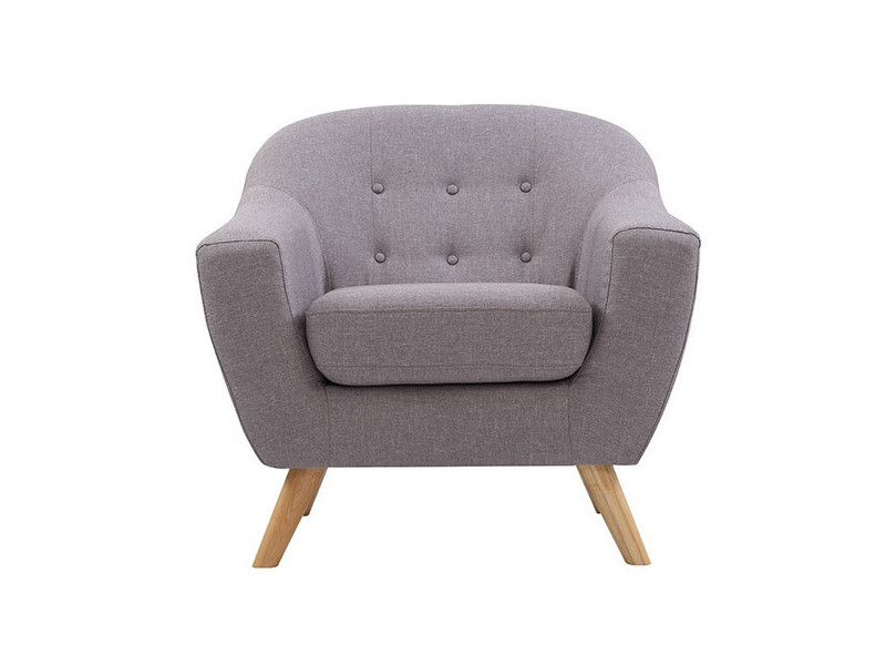 fauteuil scandinave gris vente de tous les fauteuils conforama. Black Bedroom Furniture Sets. Home Design Ideas