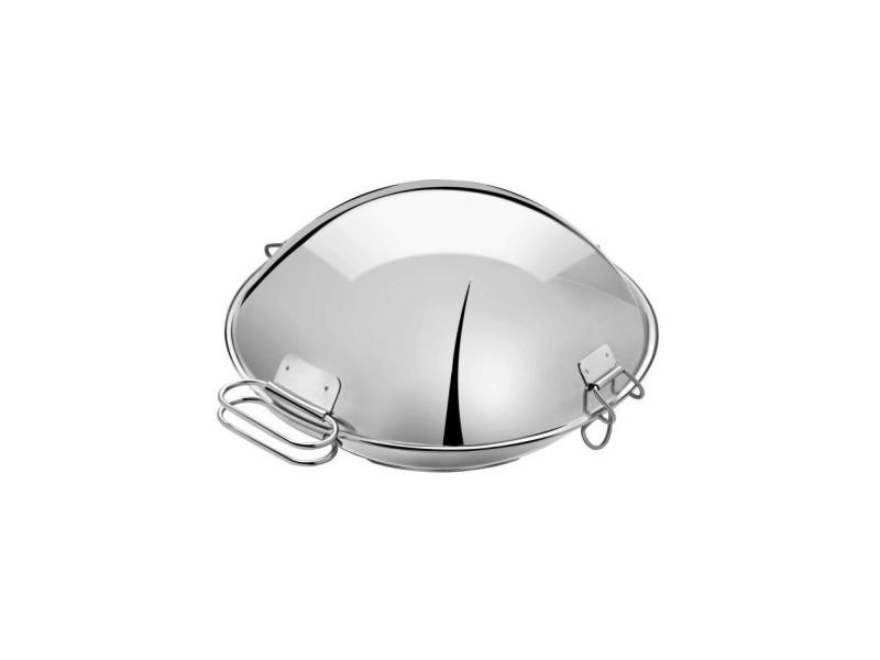 Artame cataplana en inox - o 36 cm - gris argente AUC5601949328047
