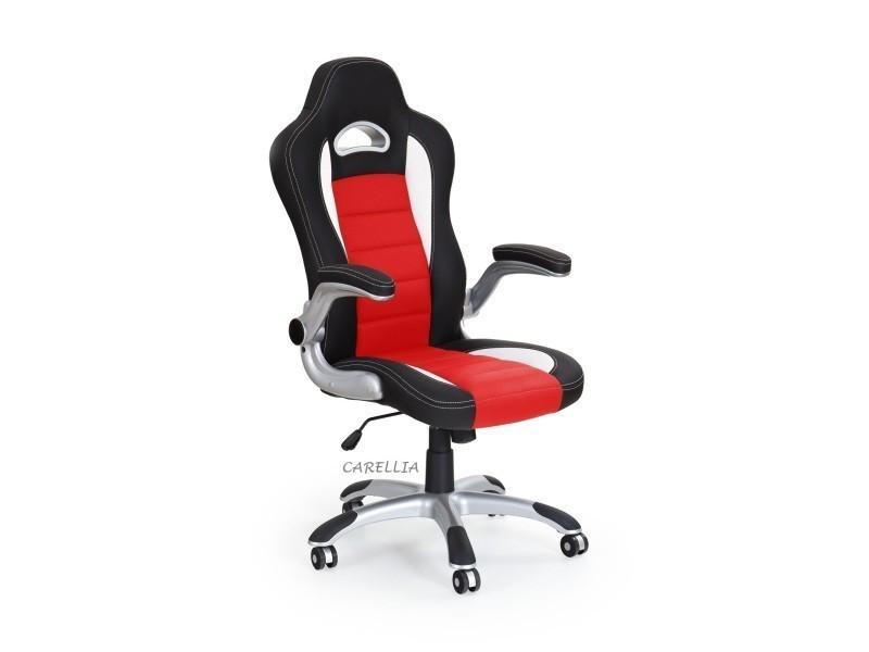 Fauteuil de bureau noir et rouge vente de fauteuil de bureau
