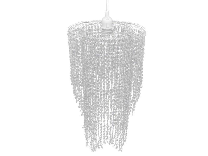 lustre plafonnier suspendu lampe moderne cristal 50 cm helloshop26 2402008 vente de lustre et. Black Bedroom Furniture Sets. Home Design Ideas