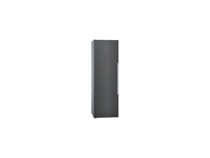 Réfrigérateur 1 porte 346l a++ noir/inox - ks36vax3p ks36vax3p