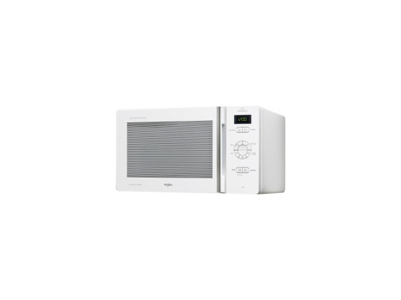 Micro-ondes pose libre 25l whirlpool 800w 52cm, 1044781 CDP-MCP345WH