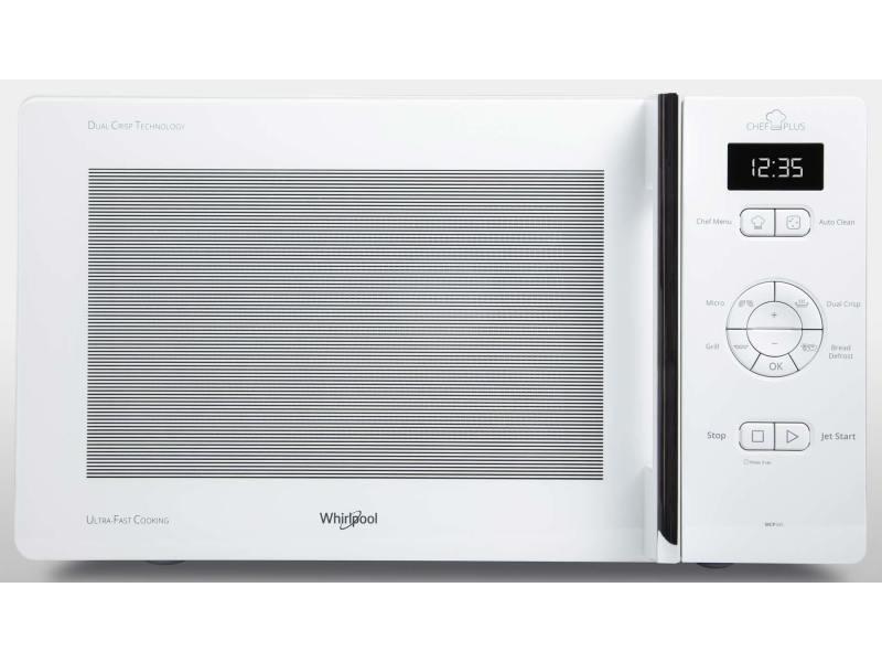 Micro-ondes pose libre 25l whirlpool 800w 52cm, 1044781