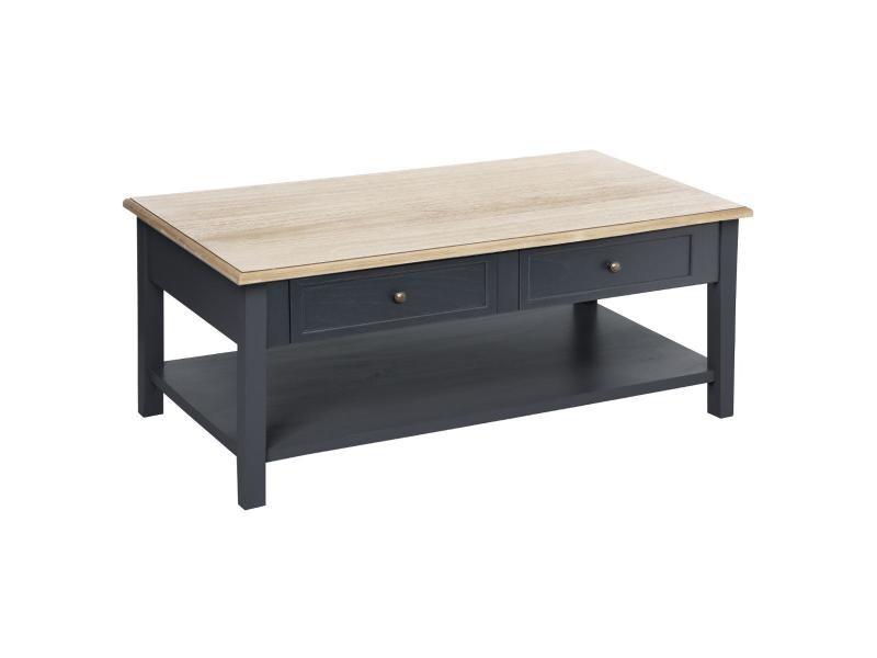 gris damian atmosphera Vente Table foncé de basse OP8X0nwk