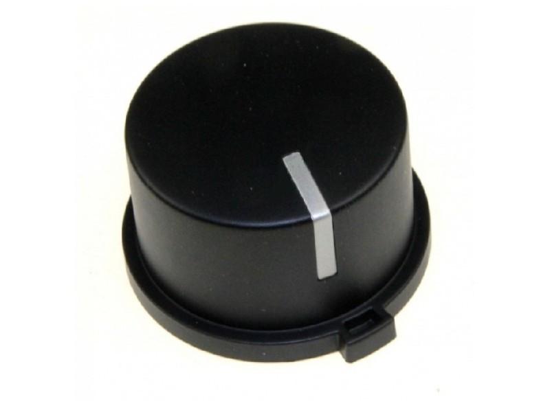 Bouton noir programmateur pour lave vaisselle brandt