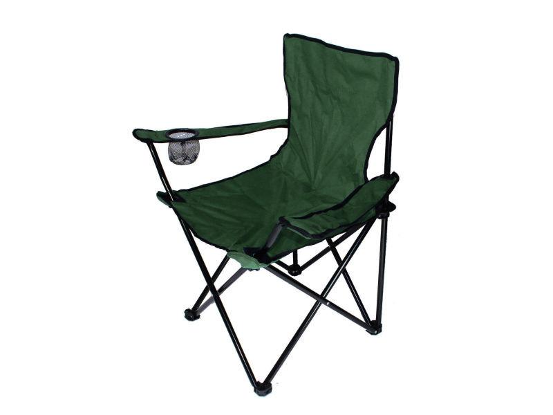 Chaise pliante multifonctionnelle d'extérieur - hombuy® vert(50*50*80cm)