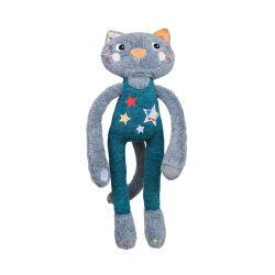 Elastoc le chat acrobate