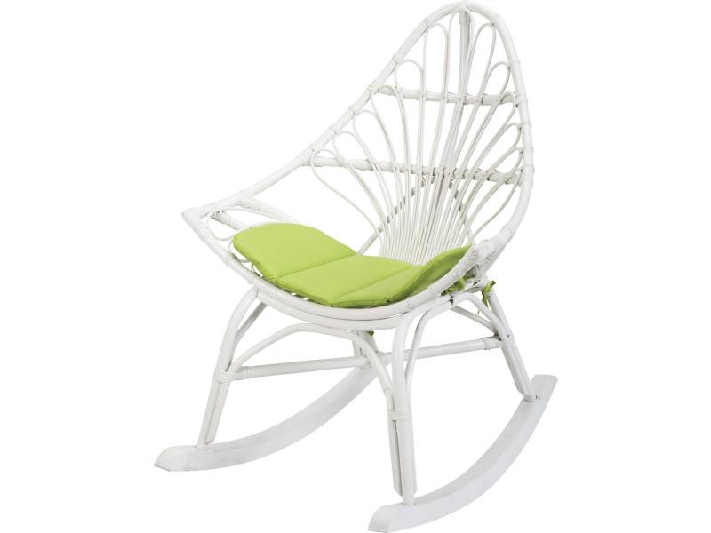 destockage 44 rocking chair calpe en rotin vente de fauteuil relaxation et releveur conforama. Black Bedroom Furniture Sets. Home Design Ideas