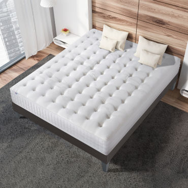 matelas apollon 90x190 m moire de forme 25 cm vente de olympe literie conforama. Black Bedroom Furniture Sets. Home Design Ideas