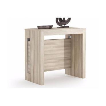 console extensible grandezza ch ne jusqu 39 8 couverts. Black Bedroom Furniture Sets. Home Design Ideas