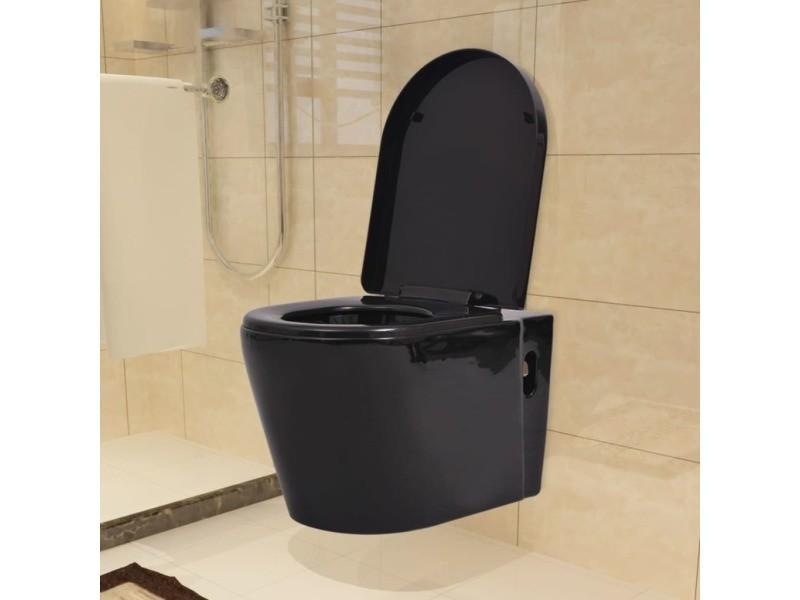 Icaverne - toilettes gamme toilette suspendue au mur avec réservoir ...