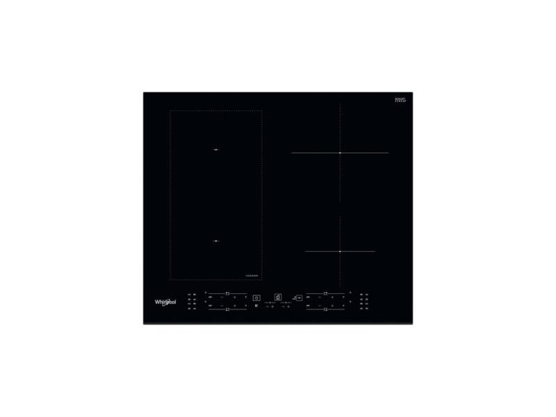 Whirlpool wl b1160 bf plaque noir intégré (placement) 59 cm plaque avec zone à induction 4 zone(s)