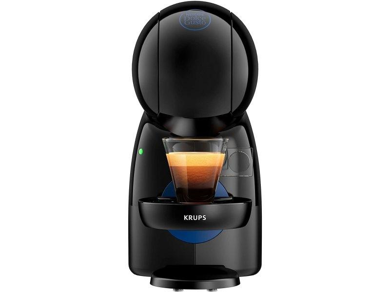 Machine à café compacte de 15 bars 1500w noir