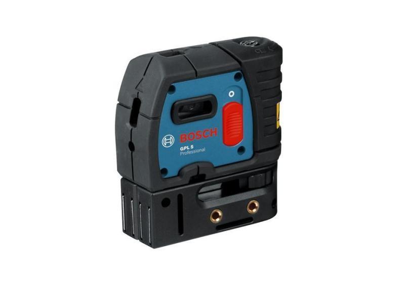 Bosch – niveau laser 30m 5 points – gpl 5 0.601.066.200